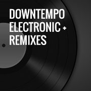 Downtempo Electronic + Remixes Playlist by Canadian music producer moon:and:6